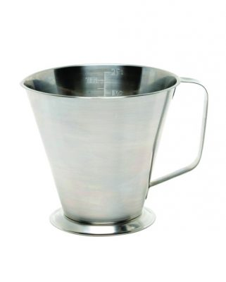 Stainless Steel Graduated Jug - 1 Litre / 2 Pint
