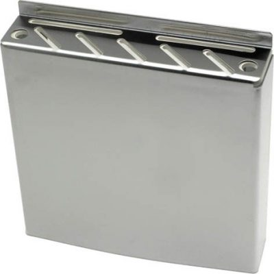 Stainless Steel Wall Fix Knife Box 300x300mm