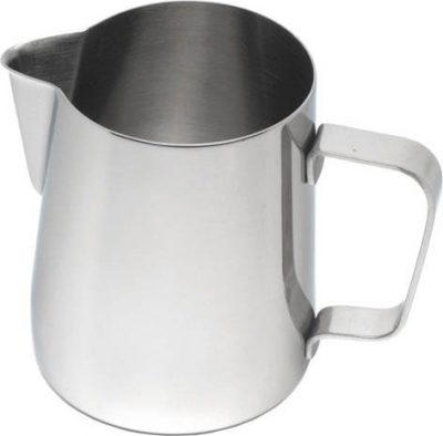 Stainless Steel Conical Jug 12oz