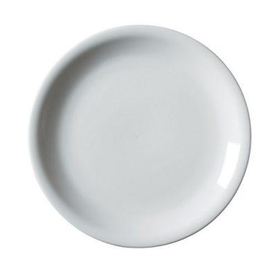 Royal Genware Narrow Rim Plate 16cm White