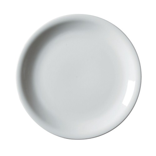 Royal Genware Narrow Rim Plate 24cm White