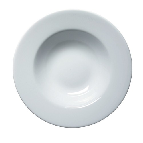 Royal Genware Soup Plate/Pasta Dish 30cm White