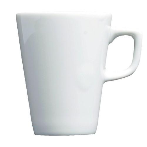 Royal Genware Latte Mug 15.5oz/44cl White