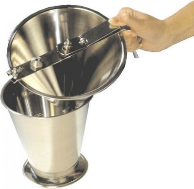 Stainless Steel Fondant Funnel - 190mm x 170mm