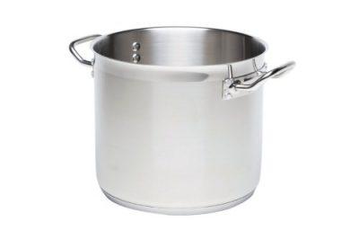 Genware Stockpot (No Lid) - 8 litre