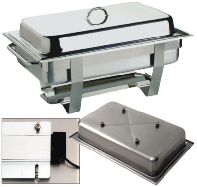Full Size Chafing Dish with Electric Element