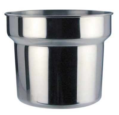 Stainless Steel Bain Marie Pot - 4.2 Litre