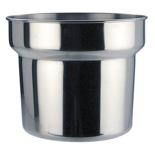 Stainless Steel Bain Marie Pot - 4.2 Litre