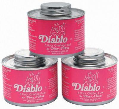 Diablo Premium Quality Chafing Fuel