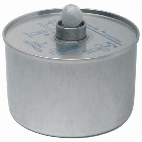 Gen-Heat DiEthylene Glycol Adjustable Heat Chafing Fuel - 6 Hour Can