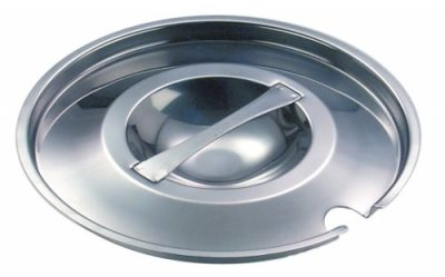 Stainless Steel Lid for Bain Marie Pot (B10288)