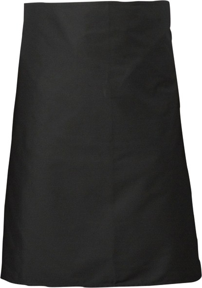 Black waist apron 90cm x 70cm
