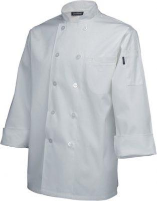 Standard Jacket (long sleeve) White