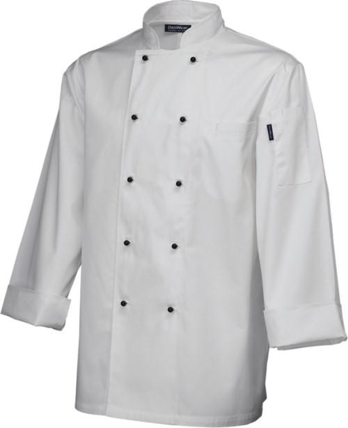 Superior Jacket (long sleeve) White