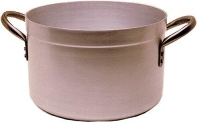 Genware Stewpan & Lid - 105 litre