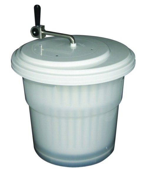 Salad Spinner - 10 Litre (usable capacity)