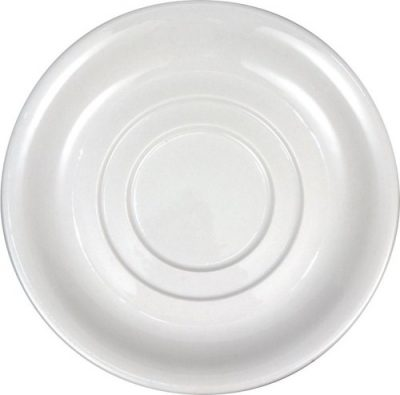 RG Tableware Saucer for Stacking Cup (BSCUP20) 15cm White