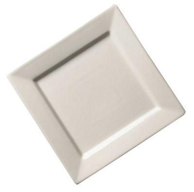 "RGFC Square Plate 18cm/7.25"""