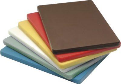 """High Density Polyethylene Cutting Board - 18"""" x 12"""""""
