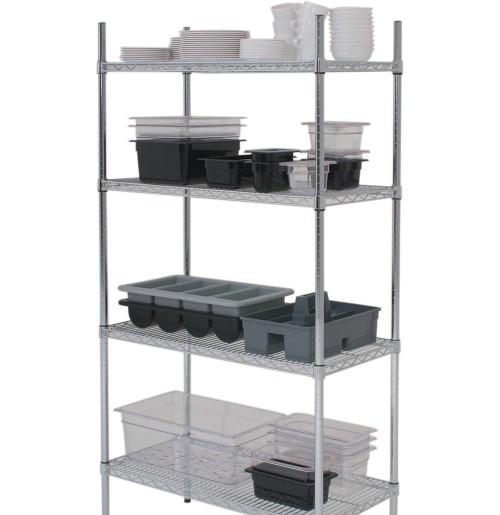 "Complete Racking Unit - 24"" deep"