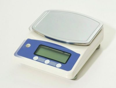 Digital Scales - Limit 3kg (Graduated in 1g)
