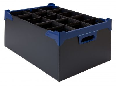 Glassware Storage Boxes - Pack 5