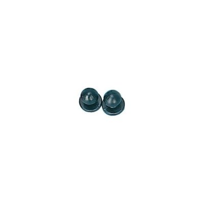 Stud Button for Chef Jacket - Black (pack of 12)