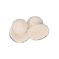 Stud Button for Chef Jacket - White (pack of 12)