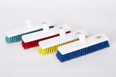 "Abbey Hygiene Broom Head - Soft 12"""