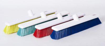 "Abbey Hygiene Broom Head - Soft 18"""