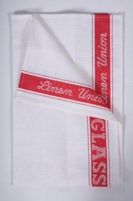 Linen Union Glass Cloth - 20""