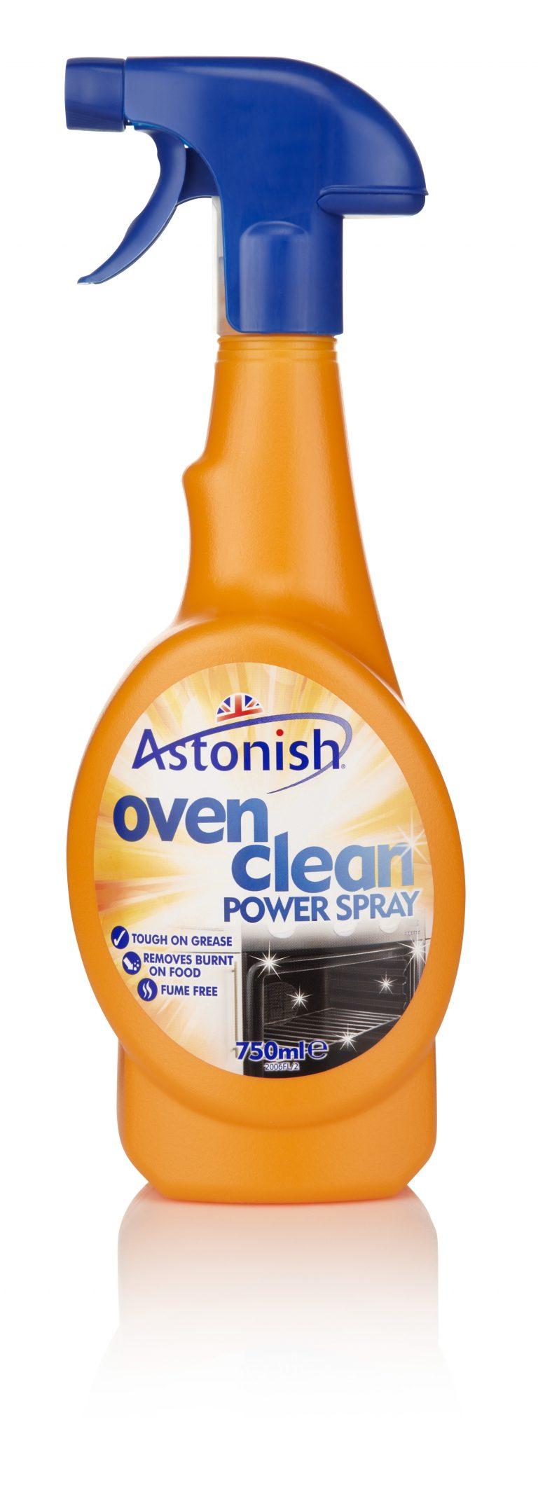 Astonish Oven Cleaner 750ml