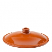 "6.25"" Lugged Casserole Dish Lid - Copper Collection"