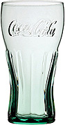 Coca Cola Georgian Green Glass - 16oz / 45cl - Copper Collection