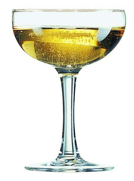 Elegance Champagne Coupe 5.5oz
