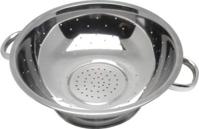 Stainless Steel Colander - 11""