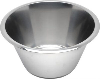 Stainless Steel Swedish Bowl - 1 Litre