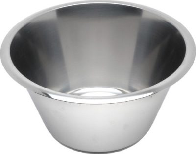Stainless Steel Swedish Bowl - 6 Litre
