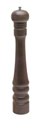 Heavy Wood Pepper Mill 12""