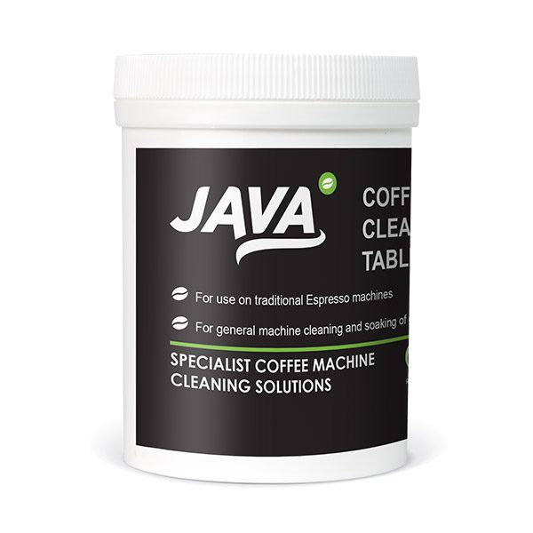 Java Coffee Machine Cleaning Tablets X100