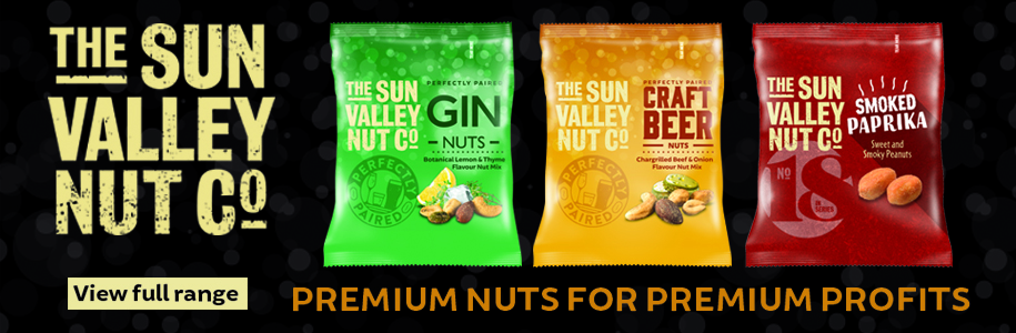 Sun Valley Nut Co. Perfectly Paired Nuts